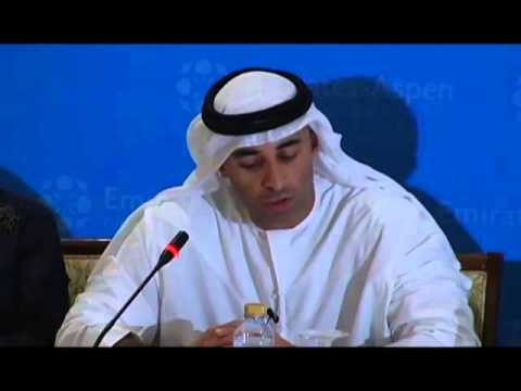 Emirates-Aspen Forum on Innovation: Introductions
