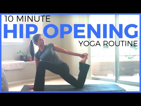 sarahbethyoga gentle hip opening yoga sequence