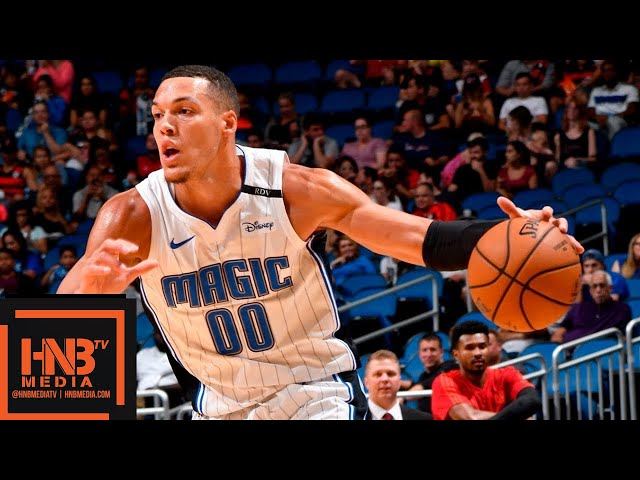 Memphis Grizzlies vs Orlando Magic Full Game Highlights | 10.10.2018, NBA Preseason