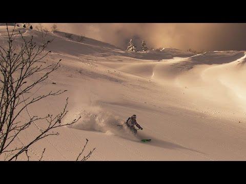 Japan Ski Trip | GoPro Hero 3 | Powder Snow – Guided Progression Tour  Winter Season
