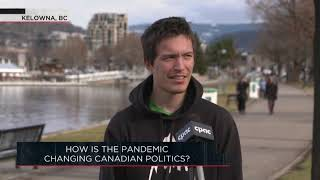 How is the pandemic changing Canadian politics? | Outburst