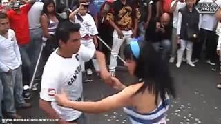 La Cumbiamba - Sensacion Caney en Aniversario La Merced 2012