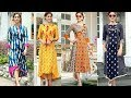 Stylish,Fancy,Latest New Designer long Party Wear, Kurta/Dress|Suit Women's 2017||Trendy India