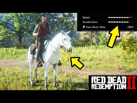 FREE* BEST HORSE IN RED DEAD REDEMPTION 2 - HOW TO GET THE ARABIAN HORSE