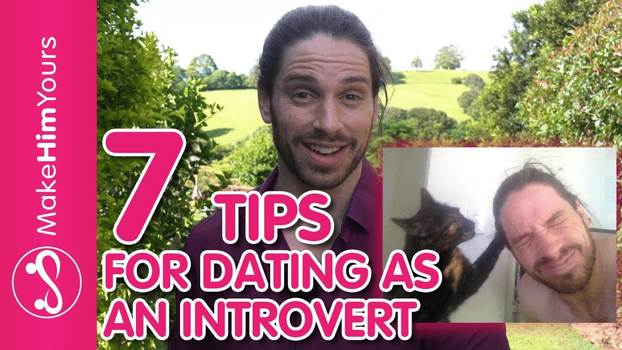 dating tips for introverts people without people youtube
