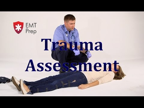 AEMT I99 Paramedic - Advanced Skills: Trauma Assessment - EMTprep.com