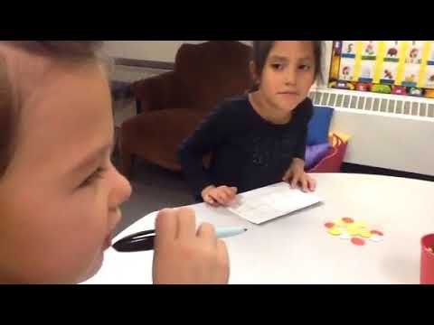 First grade work places 2