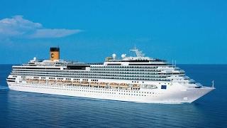 Обзор лайнера Costa Favolosa компании Costa Cruises от FOUR GATES UKRAINE