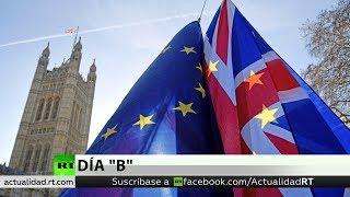 Derrota para Theresa May: El Parlamento británico rechaza su acuerdo para el Brexit