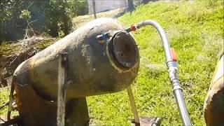 generatrice  de vapeur pour  chaudiere a cire