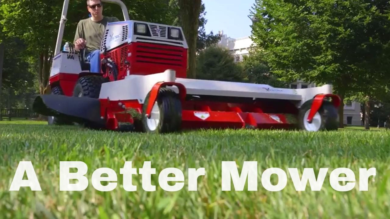 439 New Premium Finish Mower