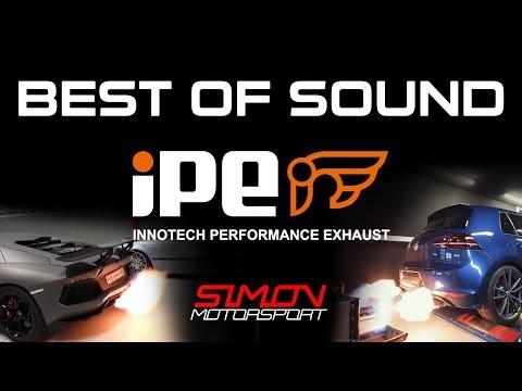 Best of Sound |  IPE F1 Exhaust Sound Compilation | SimonMotorSport | #418