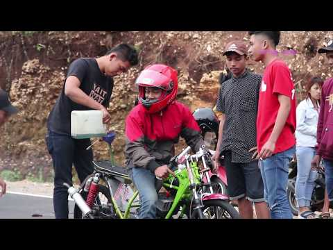 TestSpeed, RXZ Tune Up 155cc Drag Bike Liaran