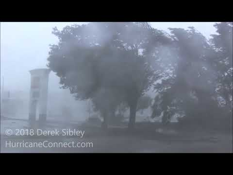 Category 5 Hurricane Michael - October 10 2018 - Callaway, Florida