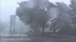 Category 5 Hurricane Michael - October 10 2018 - Callaway, Florida