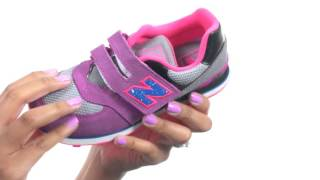 New Balance Kids 574 Outside In (Little Kid/Big Kid) SKU:8598090