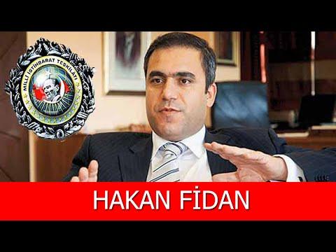 Hakan Fidan Kimdir?