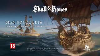 Skull and Bones: E3 2017 Cinematic Announcement Trailer | Ubisoft [US]