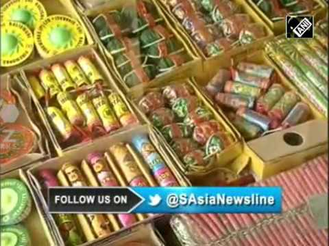 India News - India's top court bans firecracker sales in national capital region to tackle pollution
