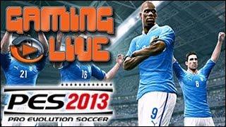 GAMING LIVE PS3 - Pro Evolution Soccer 2013 - 1/2 - Jeuxvideo.com