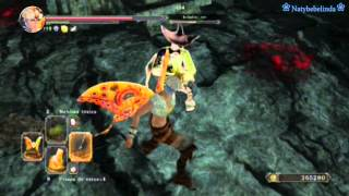 Dark Souls 2 PS3 Rat King Covenant Invasions