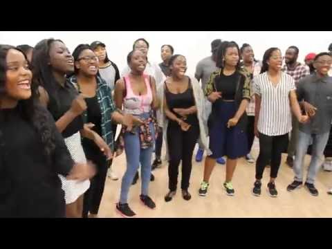 Brighter Day - Kirk Franklin (Portsmouth Gospel Choir Cover)