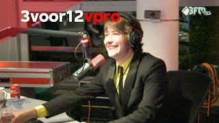 Yorick van Norden Interview - Live bij 3voor12