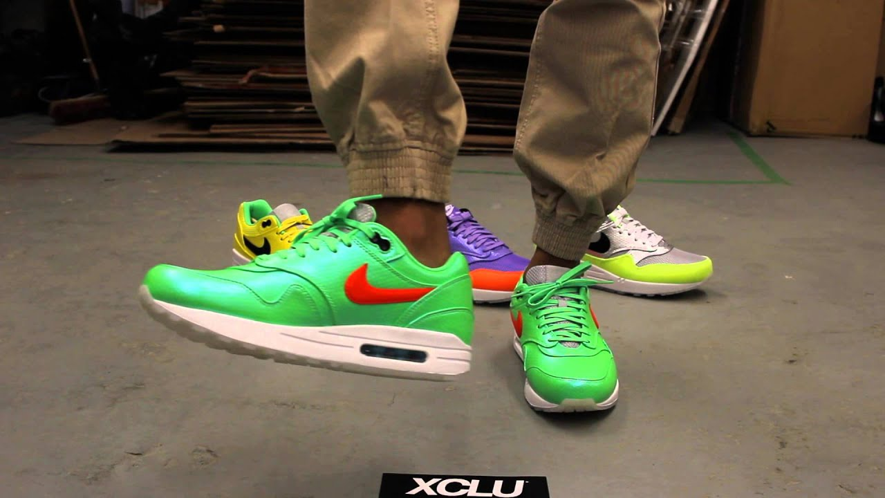 nike air max 1 fb premium mercurial qs