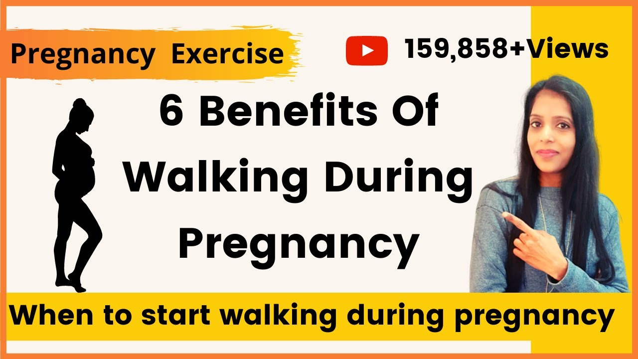 6 Benefits Of Walking During Pregnancy