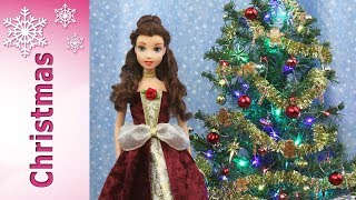 Beauty and the Beast Belle's Enchanted Christmas - Desserts