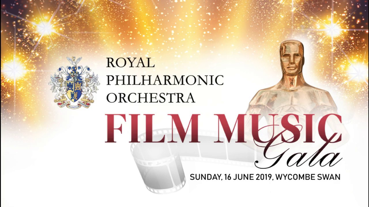 Royal Philharmonic Orchestra | Film Music Gala