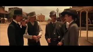 Tombstone-Look Who's Back in Town, my friend Doc Holiday (RIP Bill Paxton)
