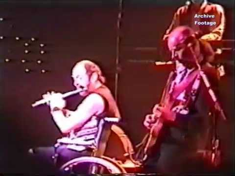 Jethro Tull Live At Bronco Bowl, Dallas, Tx. USA.1996 - Full