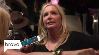 RHOC: Vicki Claims to Have Proof About Shannon and David's Situation (Season 12, Episode 10) | Bravo
