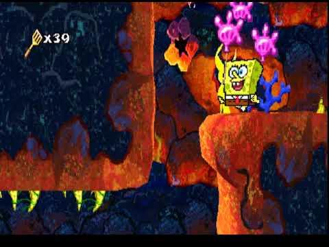 SpongeBob SquarePants SuperSponge (PSX) (Part 7/25) Thermal Tunnels