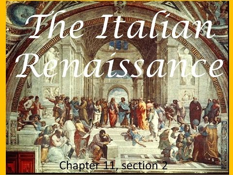 a report on the italian renaissance Report abuse transcript of poison poison in the italian renaissance poison was a favored type of political assination during the italian renaissance because.