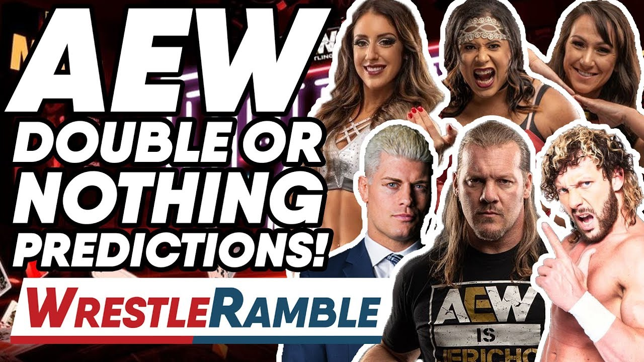 How to watch AEW Double or Nothing cheaply