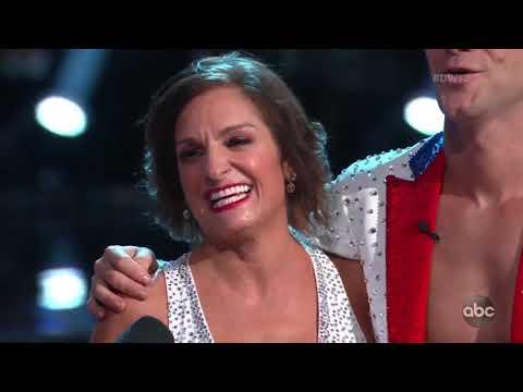 HD Mary and Sasha Dancing With The Stars Premiere | Week 1 - Cha Cha