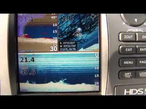 Greers Ferry fishing hotspots