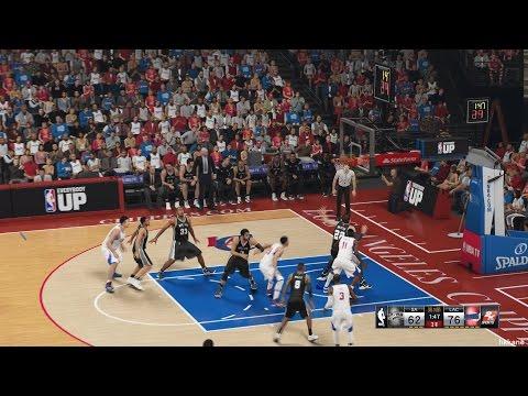NBA 2K15 San Antonio Spurs Vs Los Angeles Clippers 19-02-2015