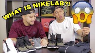 NIKELAB CLOTHING & SNEAKERS