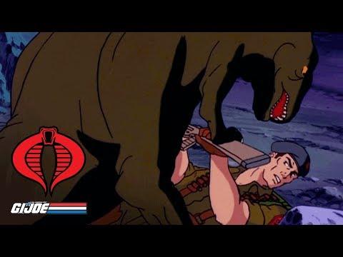 G.I. Joe: A Real American Hero Season 1  'Are the Joes Dino Food?'