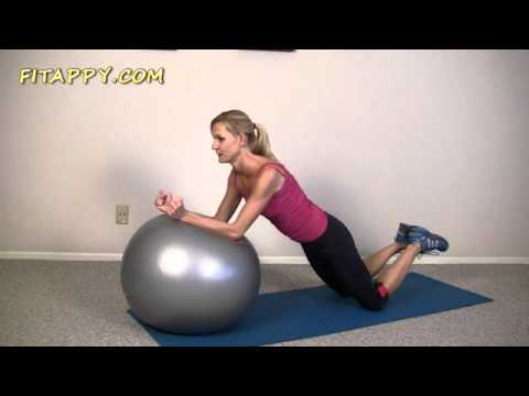 ball abbusters ★ best abs workout with stability ball