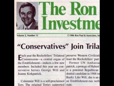 Ron Paul's Worst Newsletters