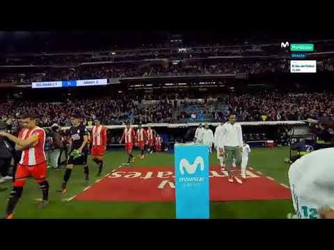 Download Real Madrid vs Girona 6-3 Extended Highlights English Commentary 19/3/2018
