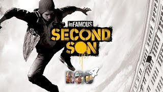 'RAPGAMEOBZOR 4' - Infamous: Second Son