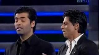 SRK & Shreya Ghoshal  (Amul music ka Maha MUQabla)