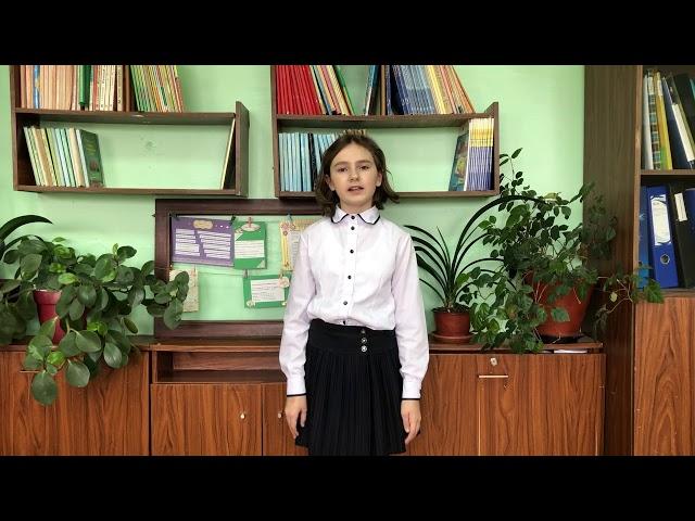 Изображение предпросмотра прочтения – АнастасияСвидерская читает произведение «Выглянул подснежник» Е.В.Серовой