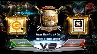 HoN Tour Thailand 2014 By True Money : G-League Cycle 2 Round 12 (28/7/2557)