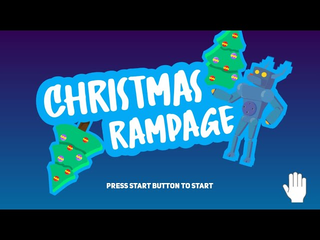 Christmas Rampage - Update 002 - short
